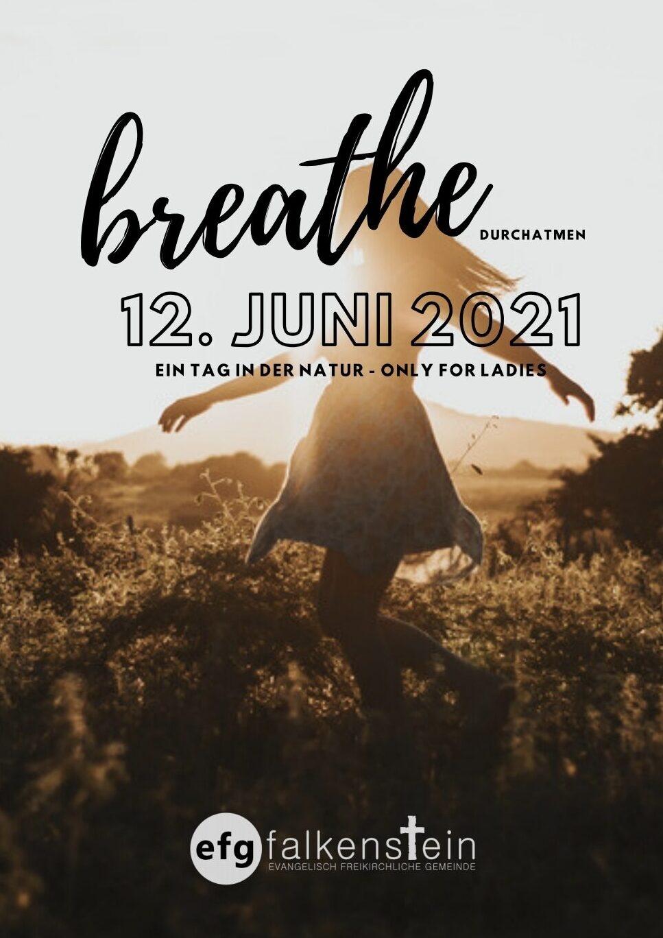 Breathe – Durchatmen